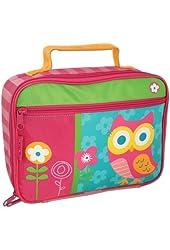 Stephen Joseph Lunchbox - Teal Owl