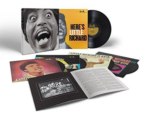 LITTLE RICHARD - 20 Milestones of Rock