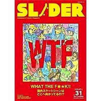 SLIDER 表紙画像