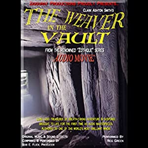 The Weaver in the Vault Audiobook