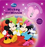 Disney Charm Book: Minnie & Mickey Mouse (Includes Charm Necklace)
