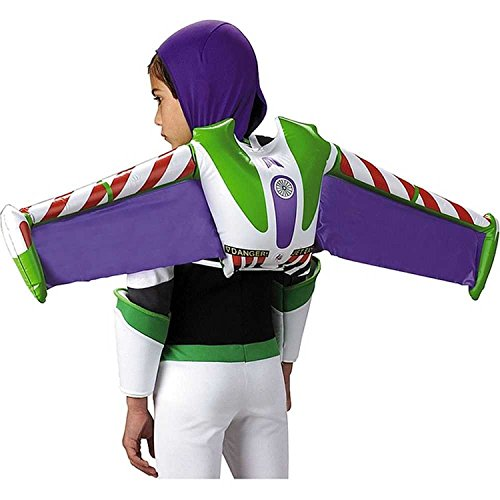 Buzz Lightyear Jet Pack,One Size Child - 1