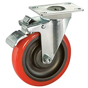 Casters Total Lock Swivel Plate Mount Cabinet And Furniture
