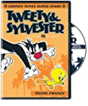 Looney Tunes Super Stars Tweety & Syl...