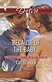 Because of the Baby... (Texas Cattlemans Club: After the Storm, Book 4)