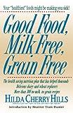 Good Food, Milk Free, Grain Free