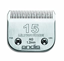 Andis UltraEdge Clipper Blade 15 3/64 In Cut