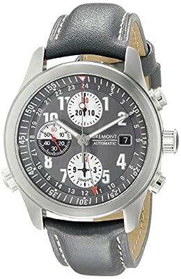 Bremont Men's Alt1-Z/DG Analog Display Swiss Automatic Grey Watch
