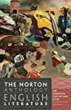 Stephen Greenblatt The Norton Anthology of English Literature: 20th Century and After v. F 20C