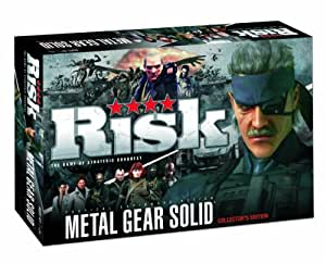 Metal Gear Solid Risk