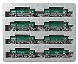 Nゲージ 10-1167 タキ1000 日本石油輸送色 ENEOS (エコレールマーク付) 8両セットB