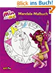 Mia and me - Mandala-Malbuch