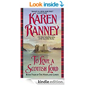To Love a Scottish Lord (Highland Lords, Book Four)