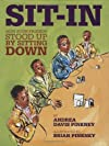 Sit-In: How Four Friends Stood Up by Sitting Down (Jane Addams Honor Book (Awards)) (Edition 1) by Pinkney, Andrea Davis, Pinkney, Brian [Hardcover(2010&#163;&#169;]