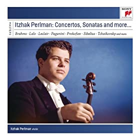 Itzhak Perlman plays Concertos and Sonatas