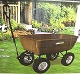 Gorilla Carts ゴリラカート ガーデンカート ダンプカート 4輪カート 組立式