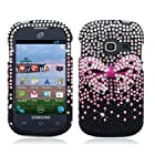 For Samsung Galaxy Centura S738C (Straight Talk) 3D Full Diamond Protector Case