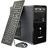 Zoostorm 7877-1033 PC (Intel Pentium G2030 3.0GHz Processor, 8GB DDR3, 2TB SATA HDD, DVDRW, No Operating System)