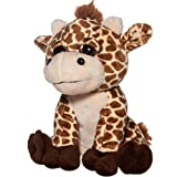 Petjes Big Eyes Giraffe Soft Toy 20cm