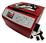 Wolverine SNAP20 20 Megapixels 35mm Slides Negatives and Photo to Digital Image Converter - Red