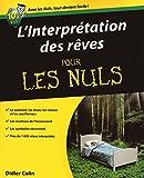 echange, troc Didier COLIN - L'Interprétation des rêves pour les Nuls