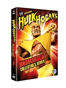 hulk hogan's unreleased collectors series