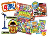 MOSHI MONSTERS MAGAZINE MOSHI MONSTERS MAGAZINE ~ ISSUE 23 ~ 4 FREE GIFTS ~ TOP TRUMPS, MUSIC MAG & MORE