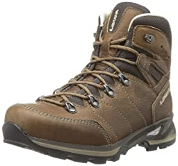Lowa Women\'s Hudson Leather Lined Mid Hiking Boot