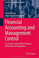 Financial Accounting and Management Control Front Cover