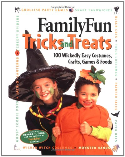 FamilyFun Halloween Idea Book