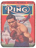 The Ring Aug 1937 (Joe Louis) IPAD CASE