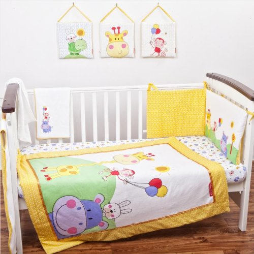 Fisher Price Discover  &  Grow Bedding Bundle