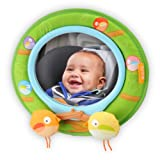 BRICA Baby In-Sight Seesaw Pals Auto Mirror for in Car Safety
