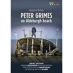 Britten: Peter Grimes on Aldeburgh Beach