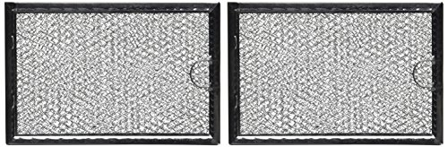 GE Microwave Grease Filter WB06X10309 - 2 Pack (Kenmore Microwave Oven Parts compare prices)