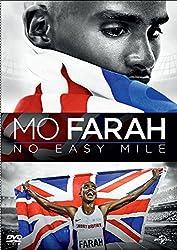 Mo Farah: No Easy Mile [DVD] [2016]