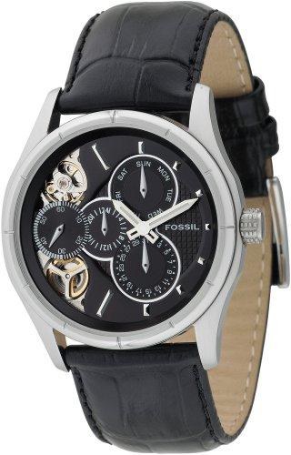 FOSSIL (フォッシル) 腕時計 TWIST ブラック ME1038 メンズ [正規輸入品]