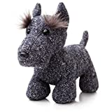 Aurora World Fabbies Scottie Terrier Plush Toy (Small, Blue/Grey/White) by Aurora