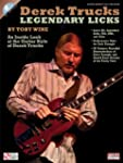 Derek Trucks Legendary Licks: An Insi...