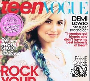 Teen Vogue [US] November 2012 (単号)