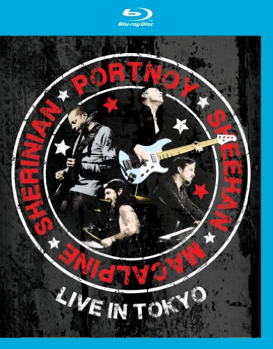 Blu-ray : Mike Portnoy - Live in Tokyo (Blu-ray)