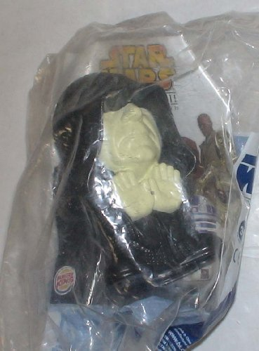 Burger King Star Wars Darth Sidious