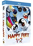 Happy Feet + Happy Feet 2 [Blu-ray]