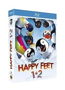 Happy Feet + Happy Feet 2 [Blu-ray]