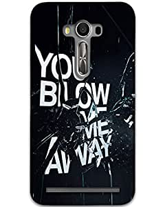 Asus Zenfone 2 Laser Ze550kl Back Cover Designer Hard Case Printed Cover