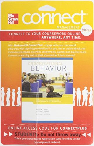 organizational-behavior-connect-plus-1s-access-card