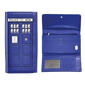 Doctor Who Large Tardis Purse