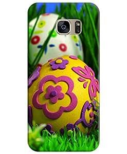 FurnishFantasy 3D Printed Designer Back Case Cover for Samsung Galaxy S7 Edge