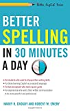 img - for Better Spelling in 30 Minutes a Day (Better English Series) book / textbook / text book