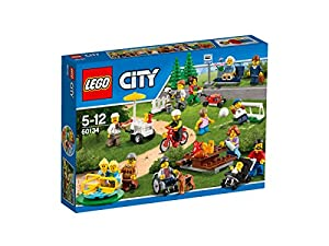 "LEGO 60134 ""City Town Fun in the Park People Pack"" Construction Set (Multi-Colour)"